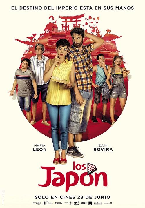DVD LOS JAPÓN
