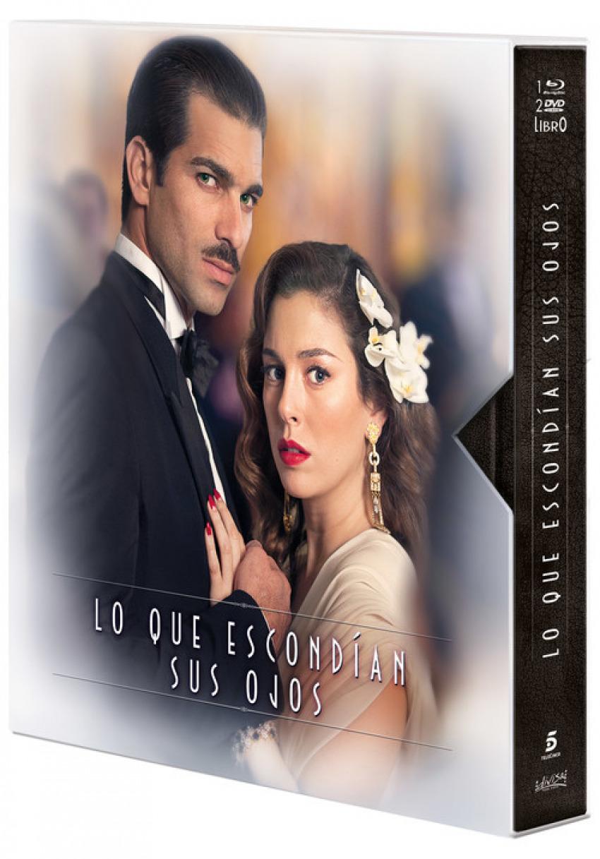 DVD LO QUE ESCONDIAN SUS OJOS