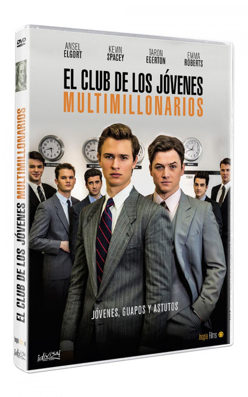 CLUB JOVENES MULTIMILLONARIOS DVD