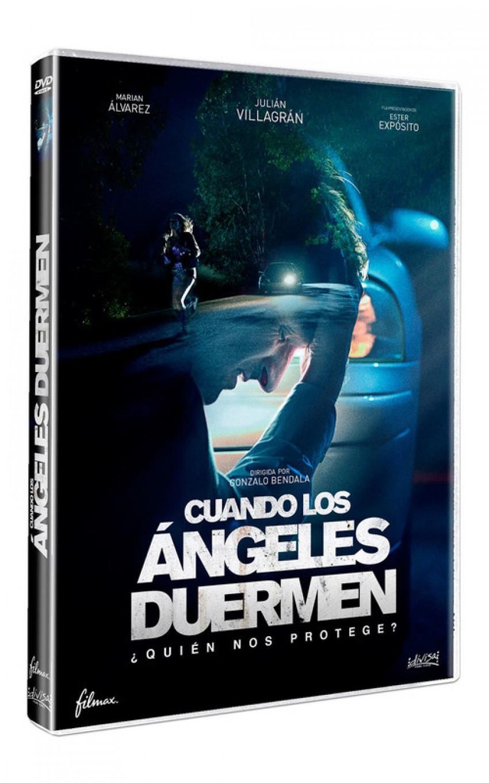 DVD CUANDO LOS ÁNGELES DUERMEN
