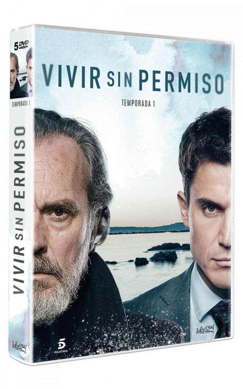 DVD VIVIR SIN PERMISO 1ª TEMPORADA