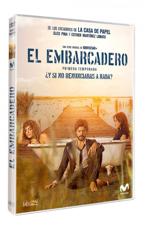 DVD EL EMBARCADERO 1ª TEMPORADA