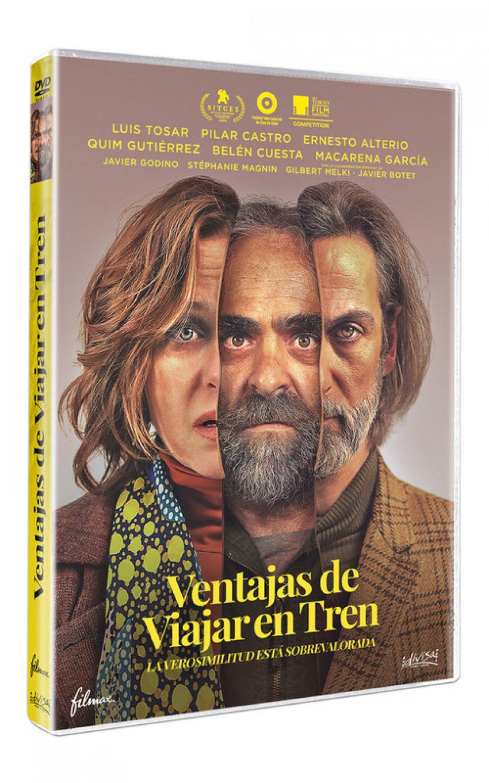 DVD VENTAJAS DE VIAJAR EN TREN