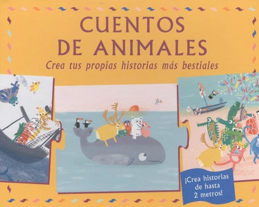 CUENTOS DE ANIMALSE
