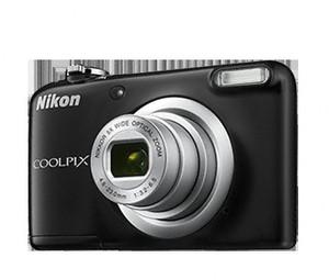 Cámara Digital Nikon COOLPIX A10 NEGRA+FUNDA