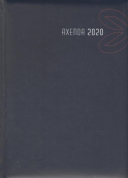 AXENDA DIETARIO XERAIS CARTONÈ 2020