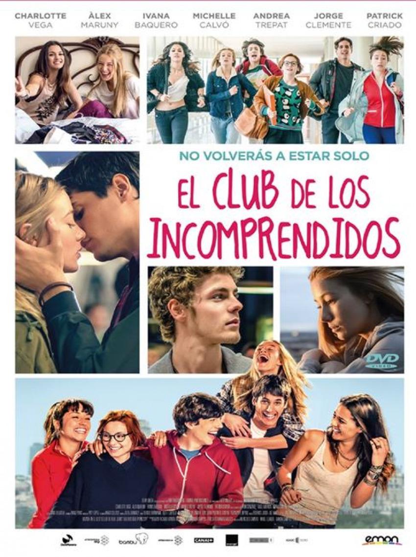 (dvd).club incomprendidos savor