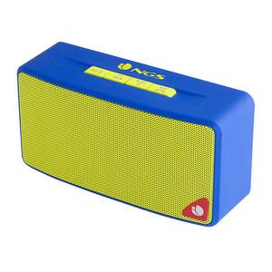 Altavoz 1.0 Ngs Roller Joy Blue Bluetooth