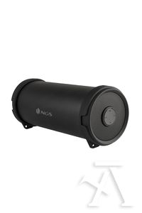 ALTAVOCES 1.0 NGS ROLLER FLOW MINI BLUETOOTH NEGRO