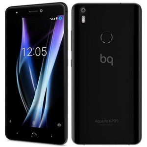 BQ Aquaris X PRO 4GB 64GB NEGRO