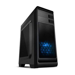 Caja ATX NOX MODUS BLUE EDITION USB 3.0