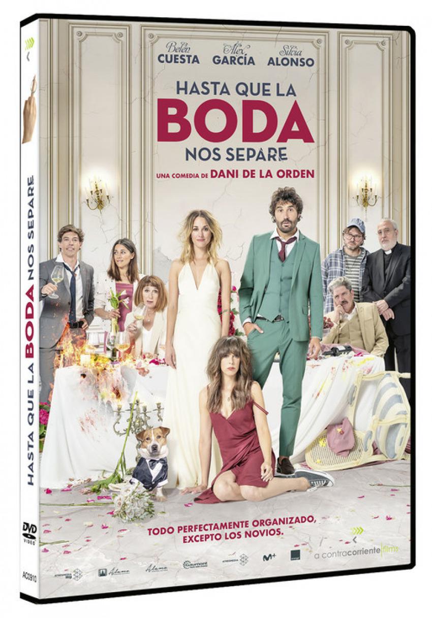 (dvd).hasta que la boda nos separe