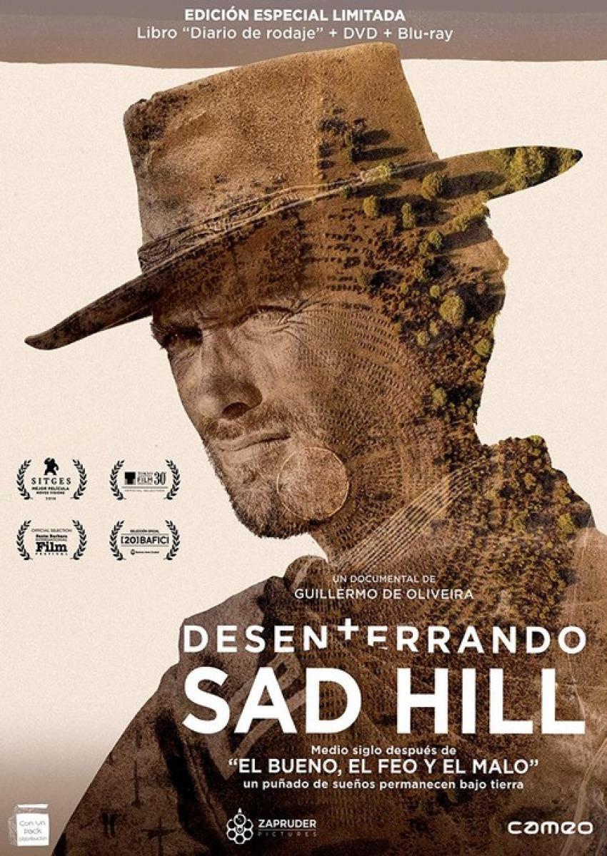 DVD DESENTERRANDO SAD HILL