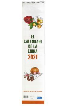 CALENDARI DE LA CUINA 2021