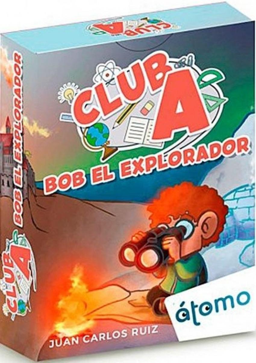 BOB EL EXPLORADOR CLUB A
