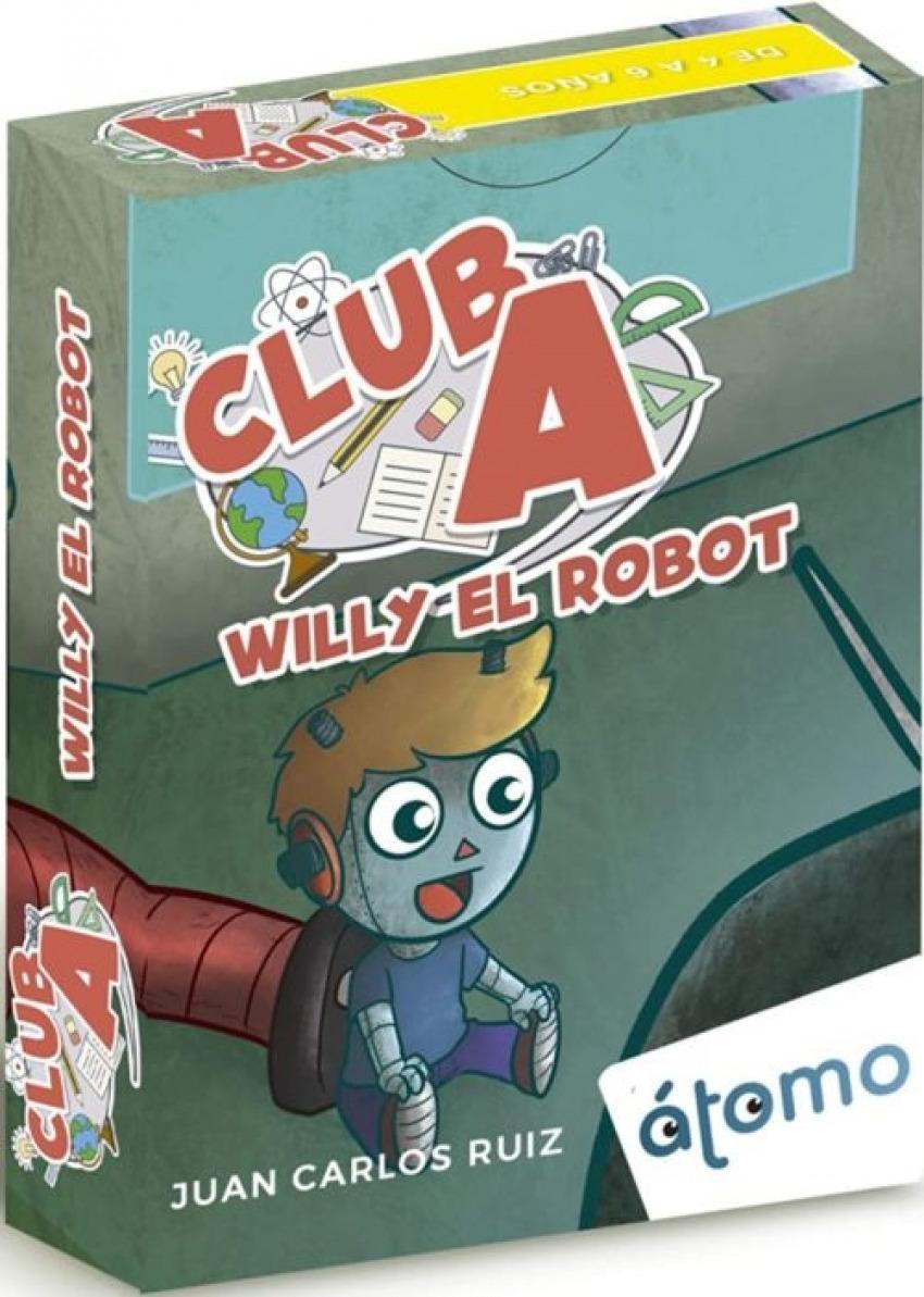 WILLY EL ROBOT CLUB A