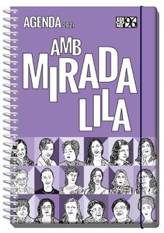AGENDA AMB MIRADA LILA 2021
