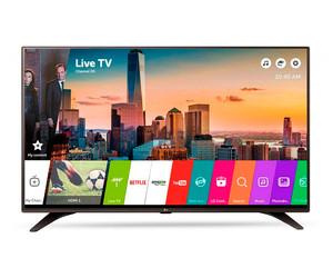 LG 43LJ614V TELEVISOR 49'' LCD LED FULL HD SMART TV WIFI WE
