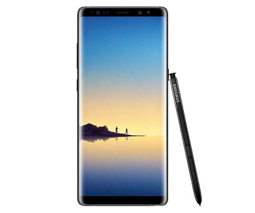 SAMSUNG GALAXY NOTE 8 NEGRO MOVIL 4G 6.3'' SAMOLED QHD+/64
