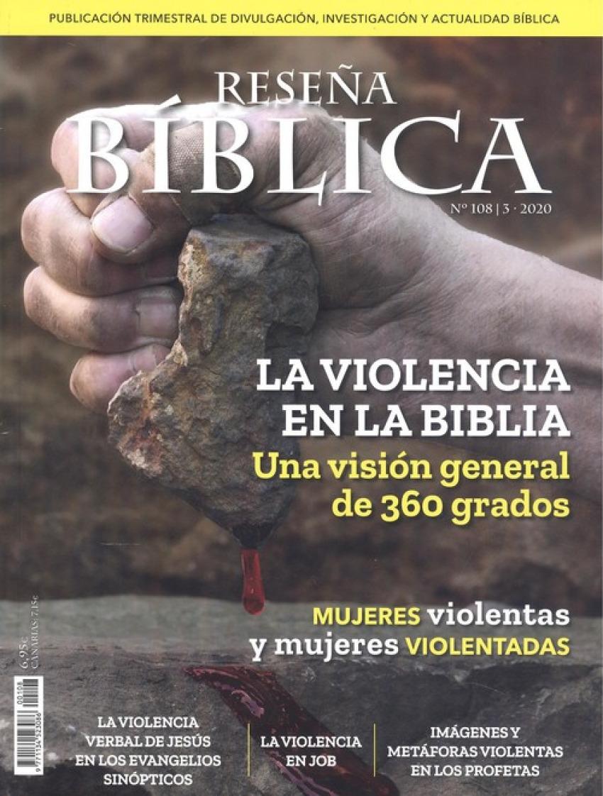 LA VIOLENCIA EN LA BIBLIA