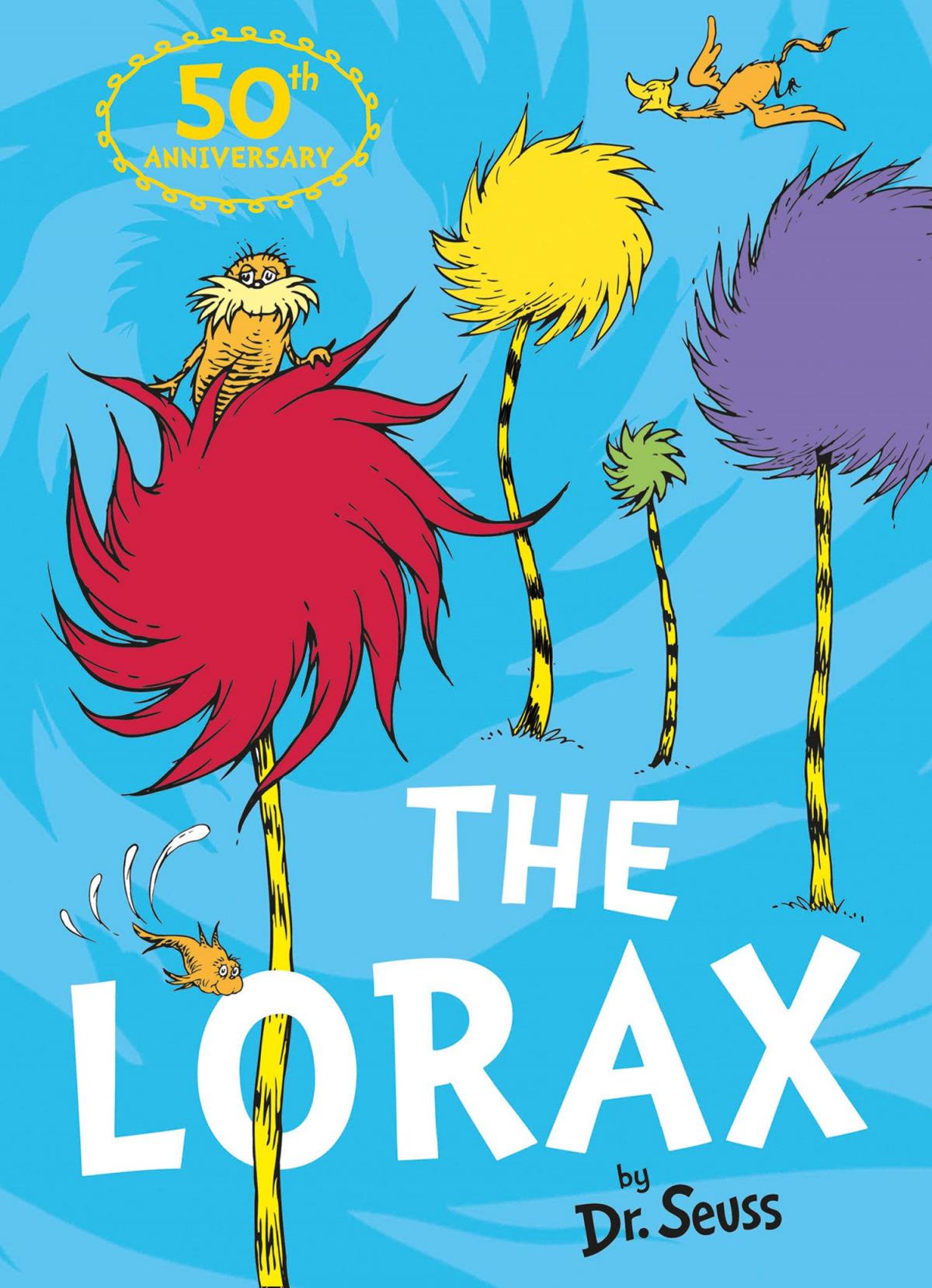 The lorax (harper collins)