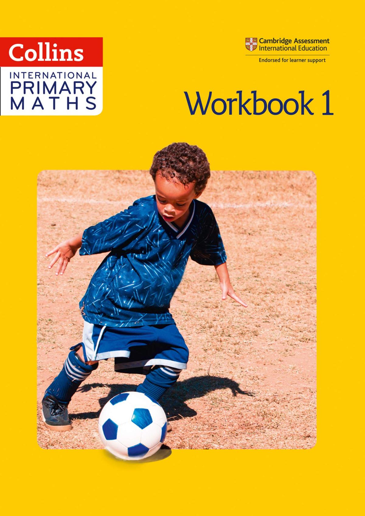 Collins international primary maths