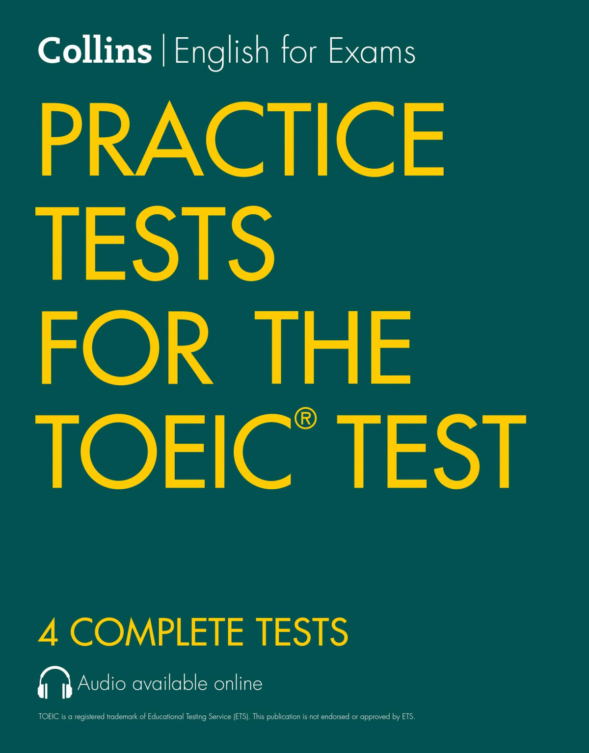 COLLINS PRACTICE TEST FOR THE TOEIC TEST