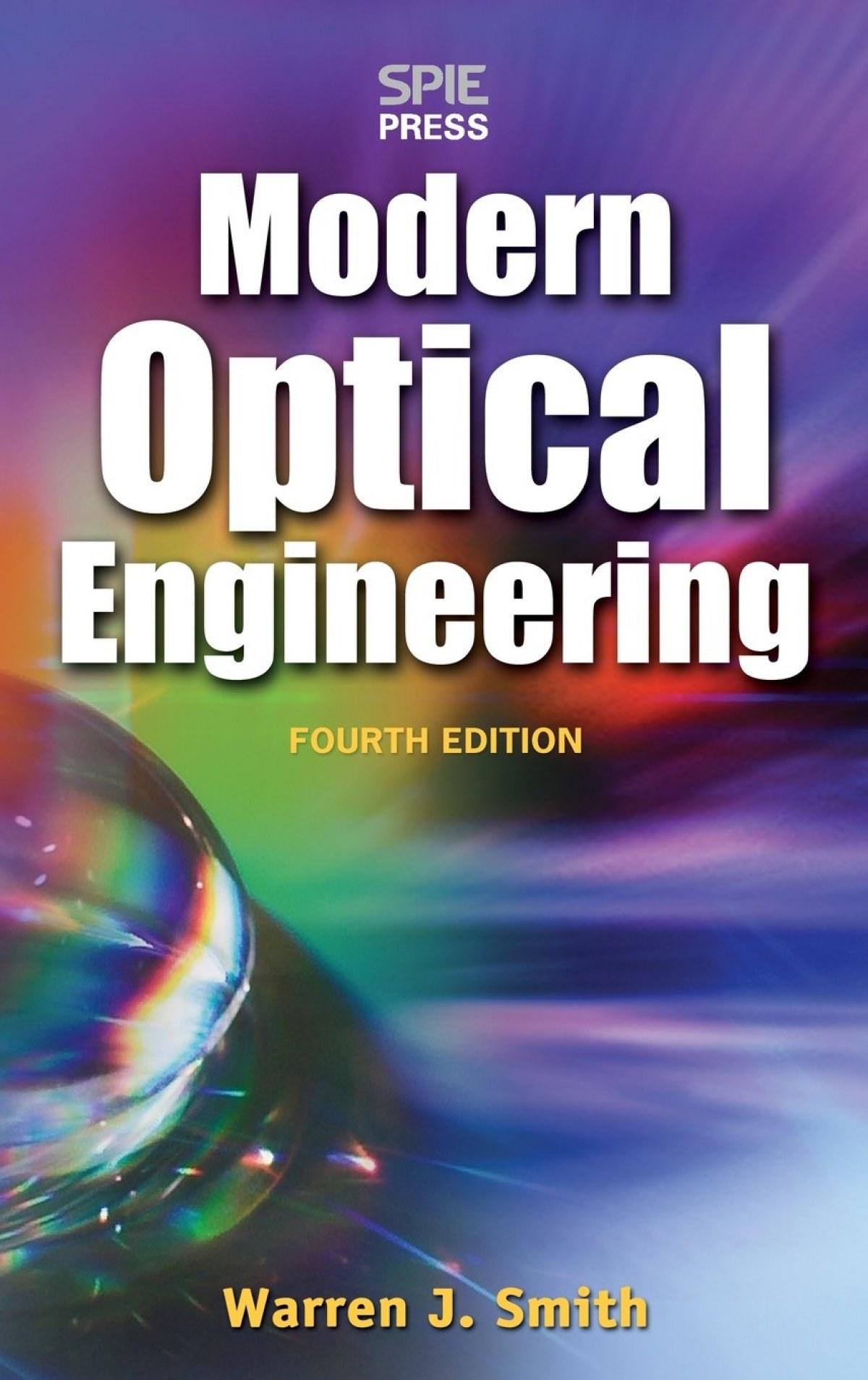 MODERN OPTICAL ENGINEERING, 4/ED