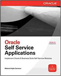 ORACLE SELF SERVICE APPLICATIONS