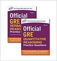OFFICIAL GRE VALUE COMBO 2016