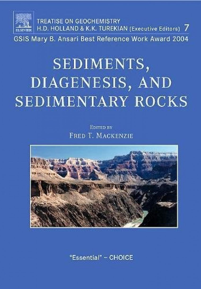Sediments,diagenesis and sedimentary rocks