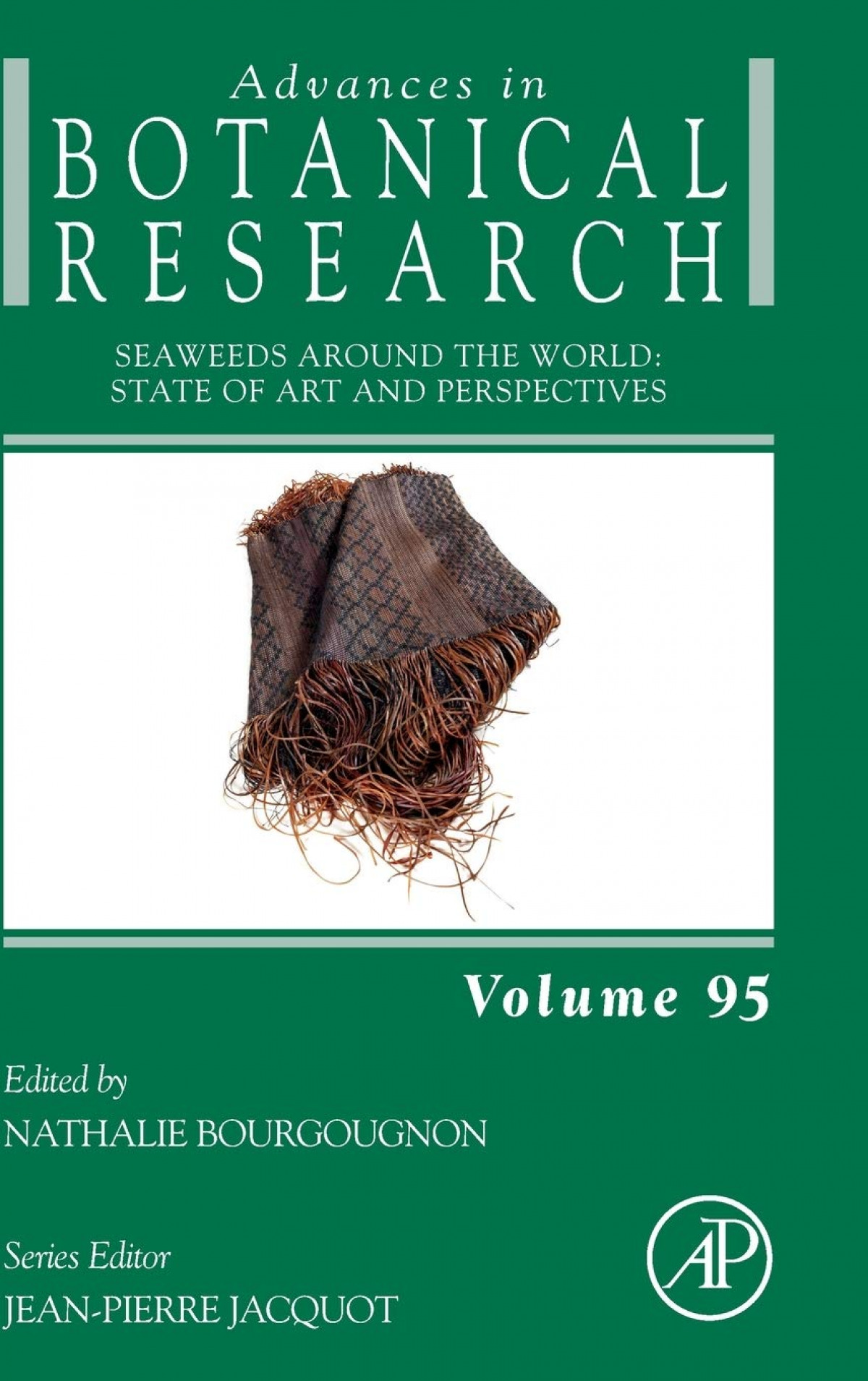 SEAWEEDS AROUND THE WORLD:STATE OF ART PERSPECTIVES VOL.95