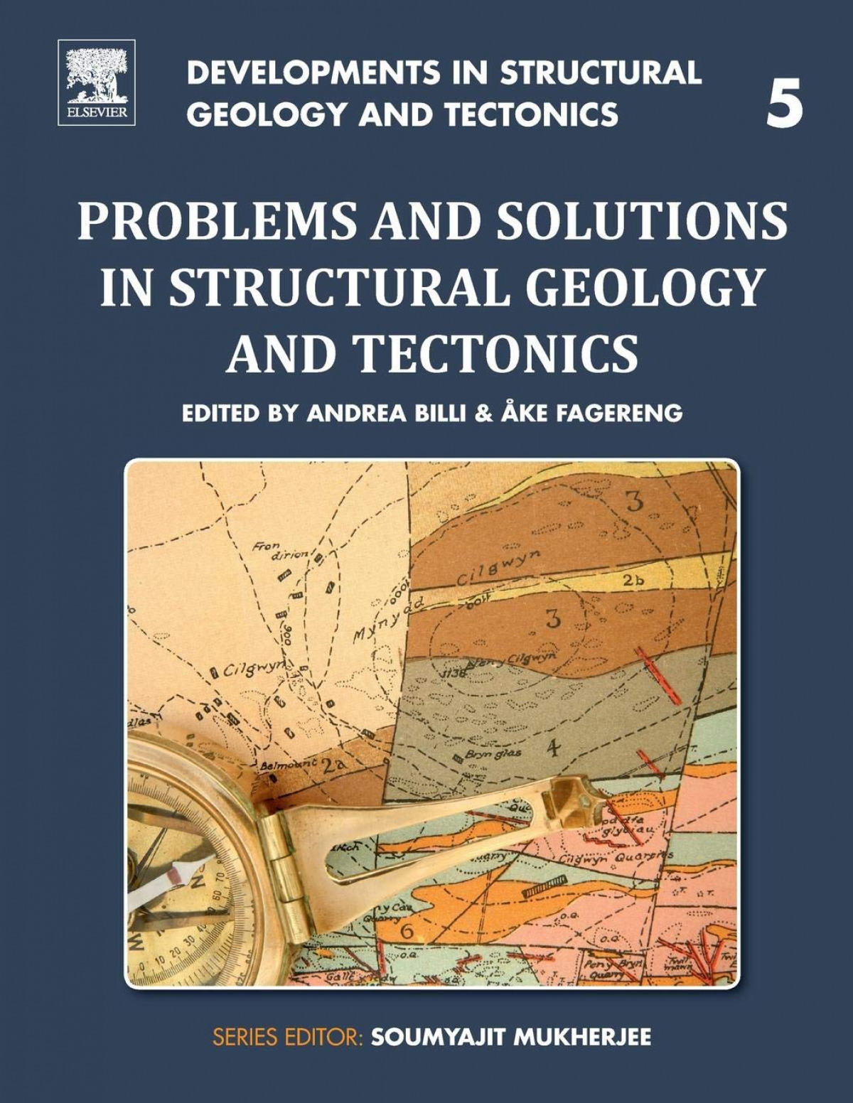 PROBLEMS AND SOLUTIONS IN STRUCTURAL GEOLOGY TECTONICS VOL.5