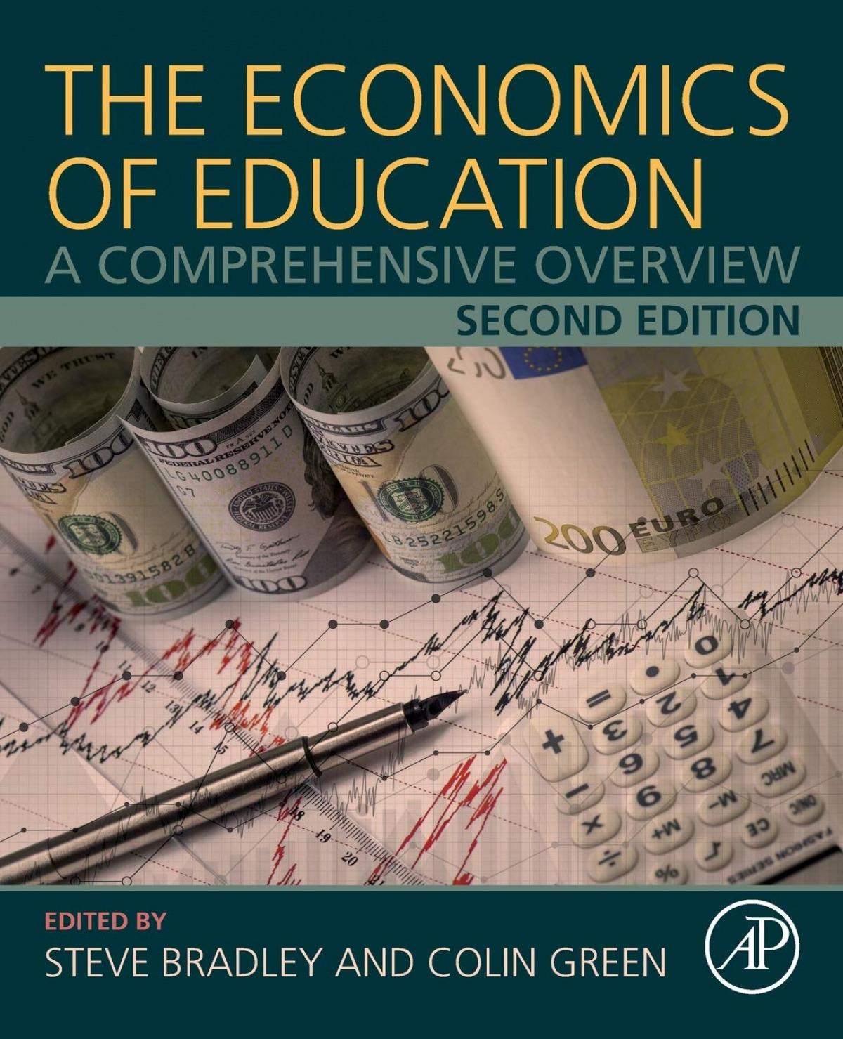 Economics of Education : A Comprehensive Overview