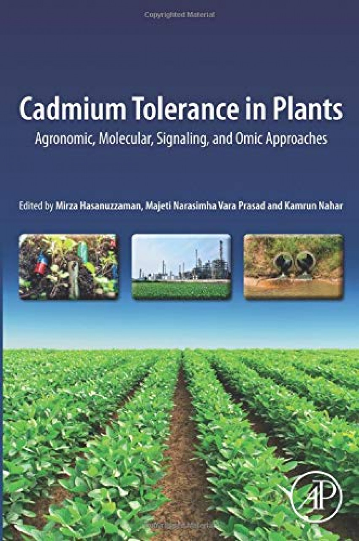 Cadmiun tolerance in plants