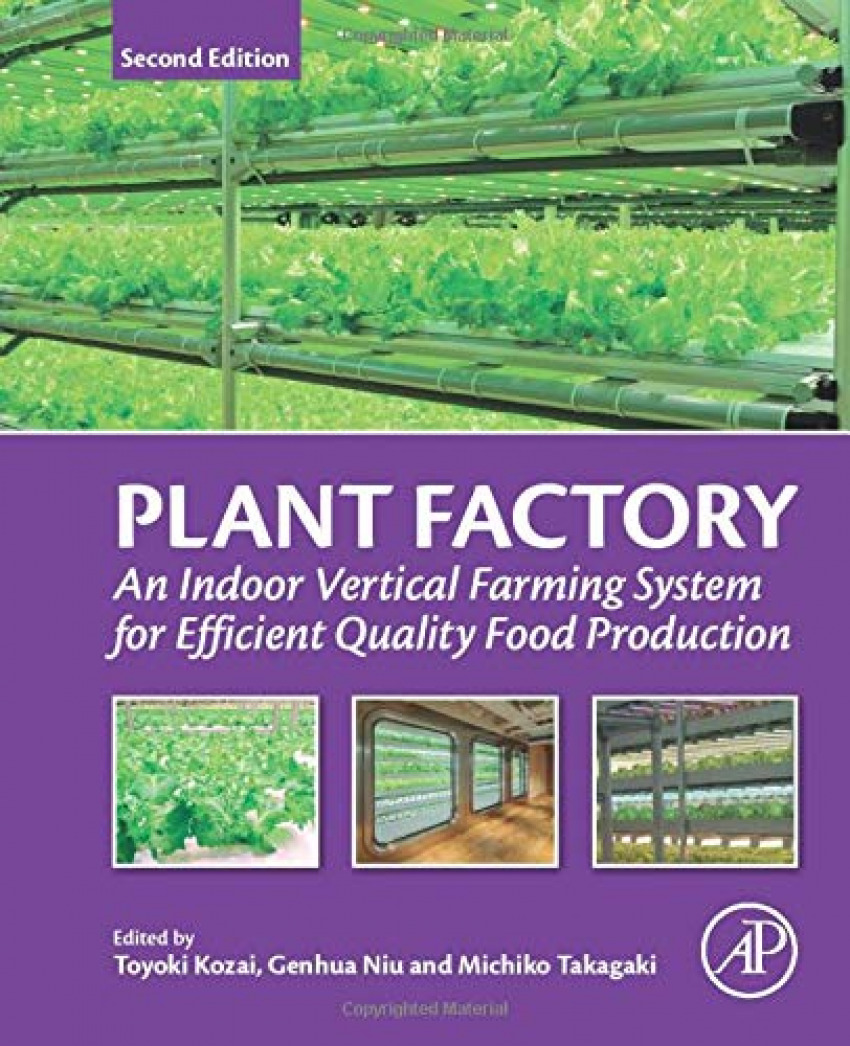 Plant factory, a science