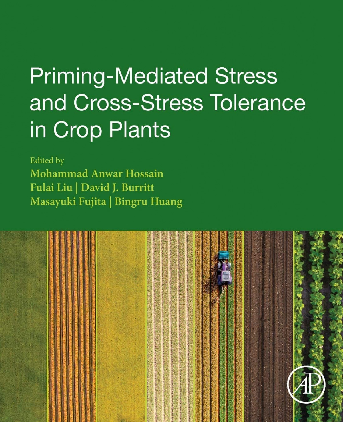 Priming-mediated stress and cross-stress tolerance crop pla