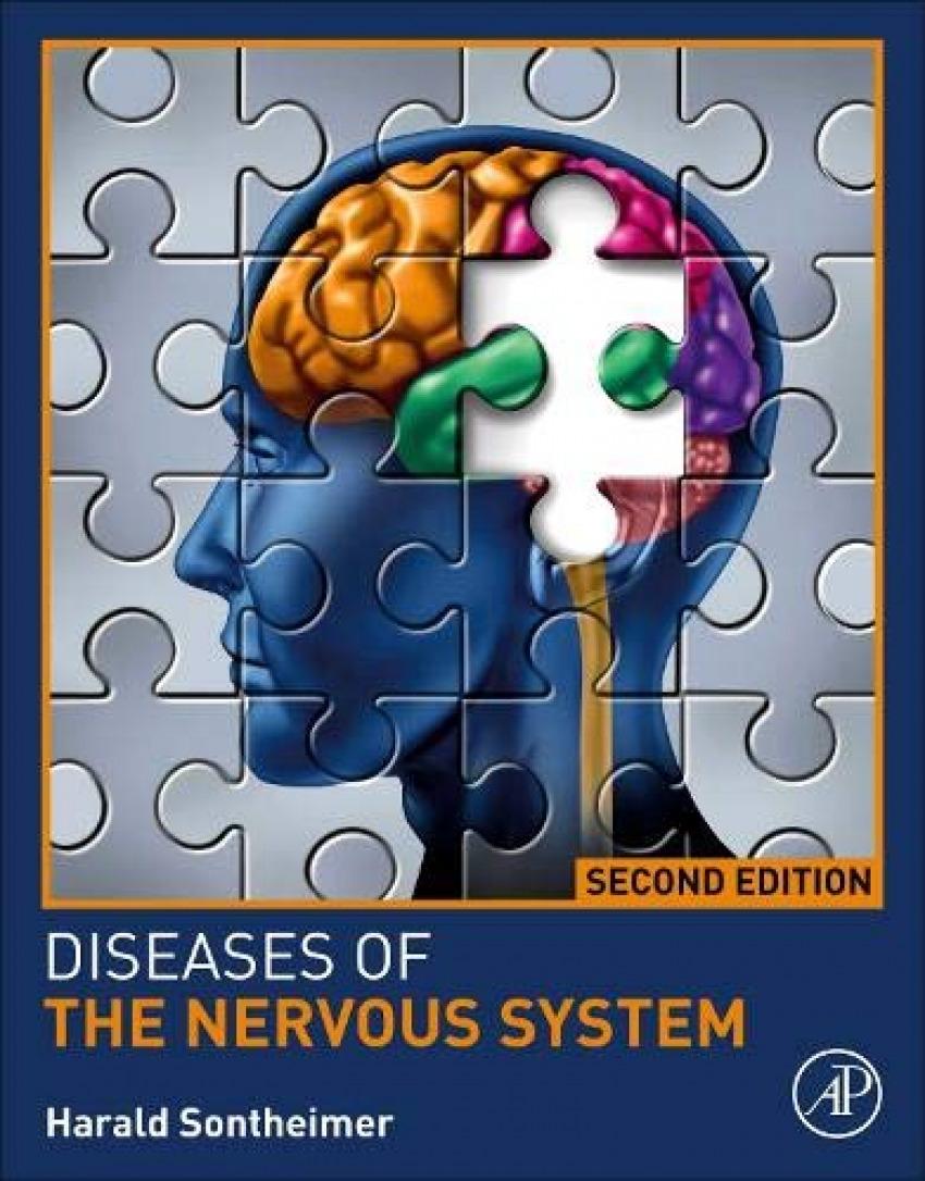 DISEASES OF DE NERVOUS SYSTEM 2ND.EDITION