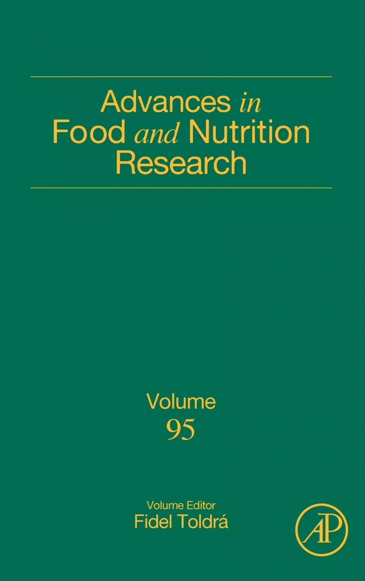 ADVANCED IN FOOD NUTRITION RESEARCH VOL.95