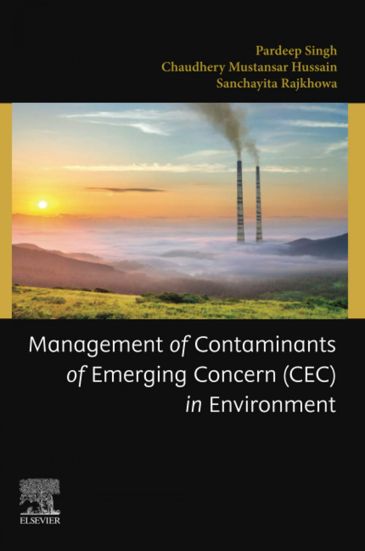 MANAGEMENT OF CONTAMINANTS OF EMERGING CONCERN ENVIRONMENT