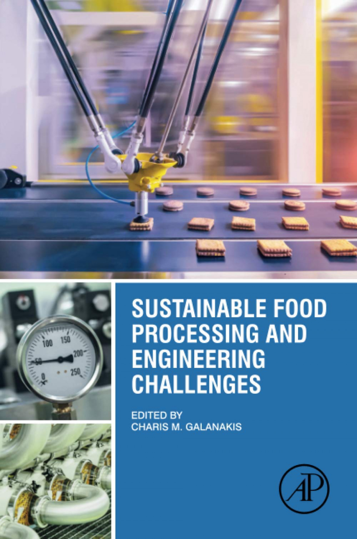 SUSTAINABLE FOOD PROCESSING ENGINEERING CHALLENGES