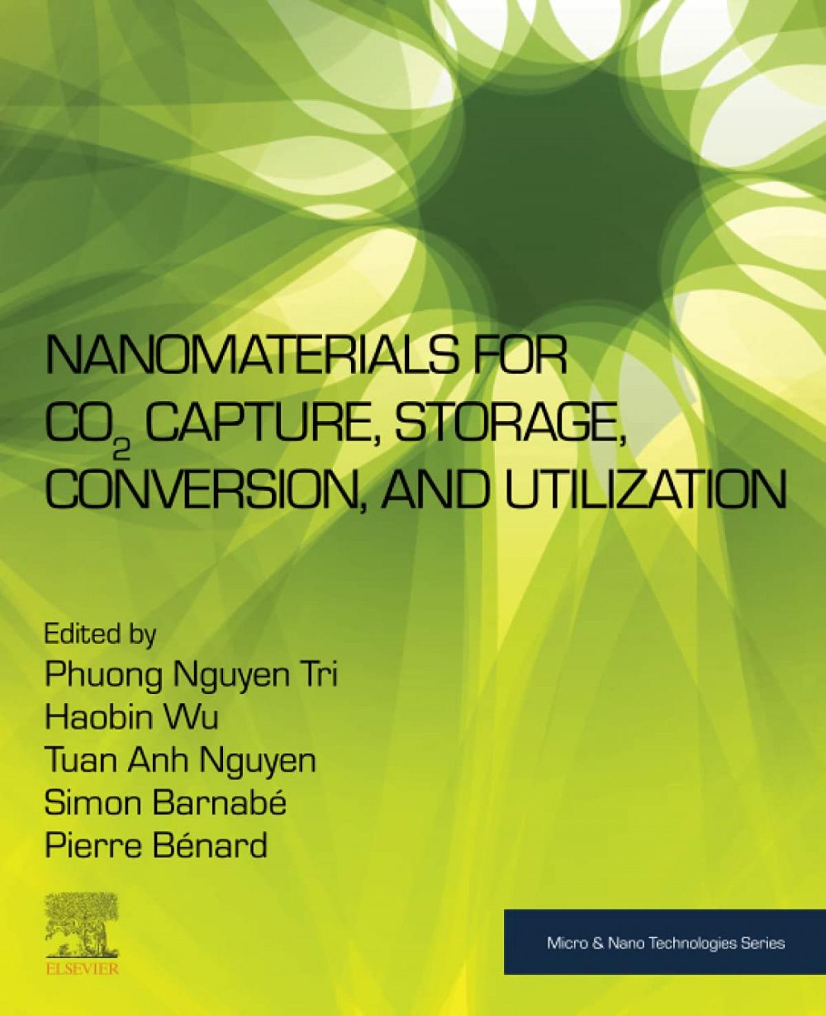 NANOMATERIALS FOR CO2 CAPTURE,STORAGE,CONVERSION UTILIZATIO