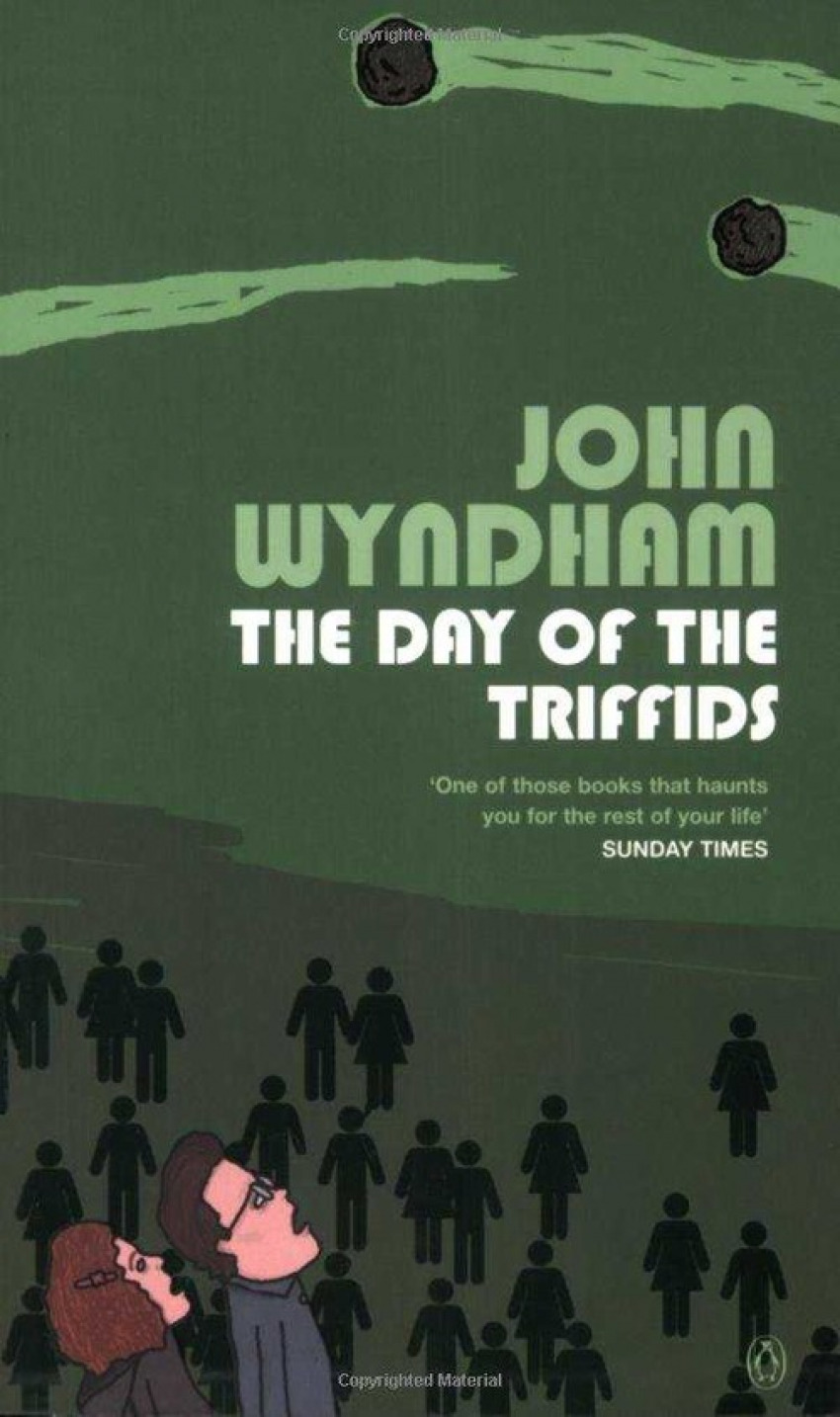 (wyndham)/day of the triffids pen