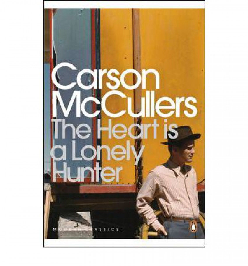 (mccullers).heart is a lonely hunter.(penguin classics)