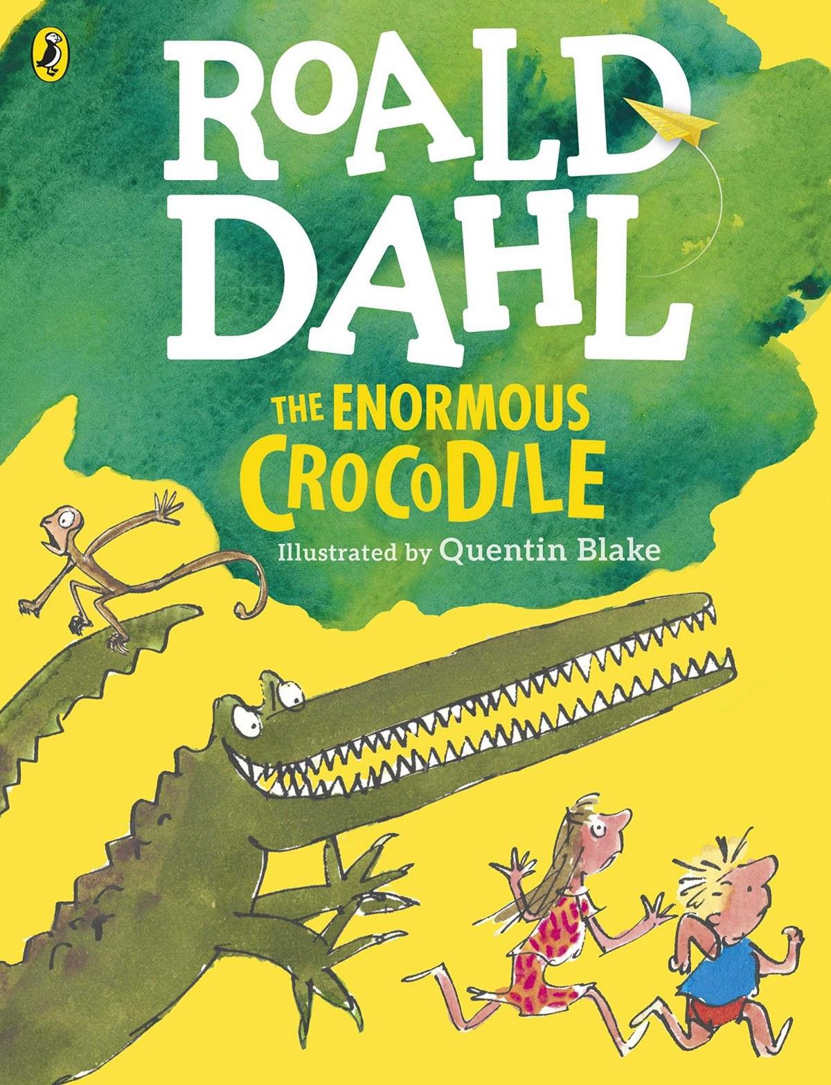 Enormous crocodile, The