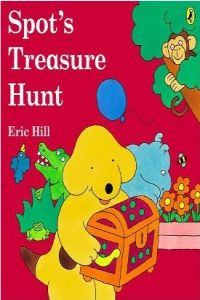 Spot´s treasure hunt
