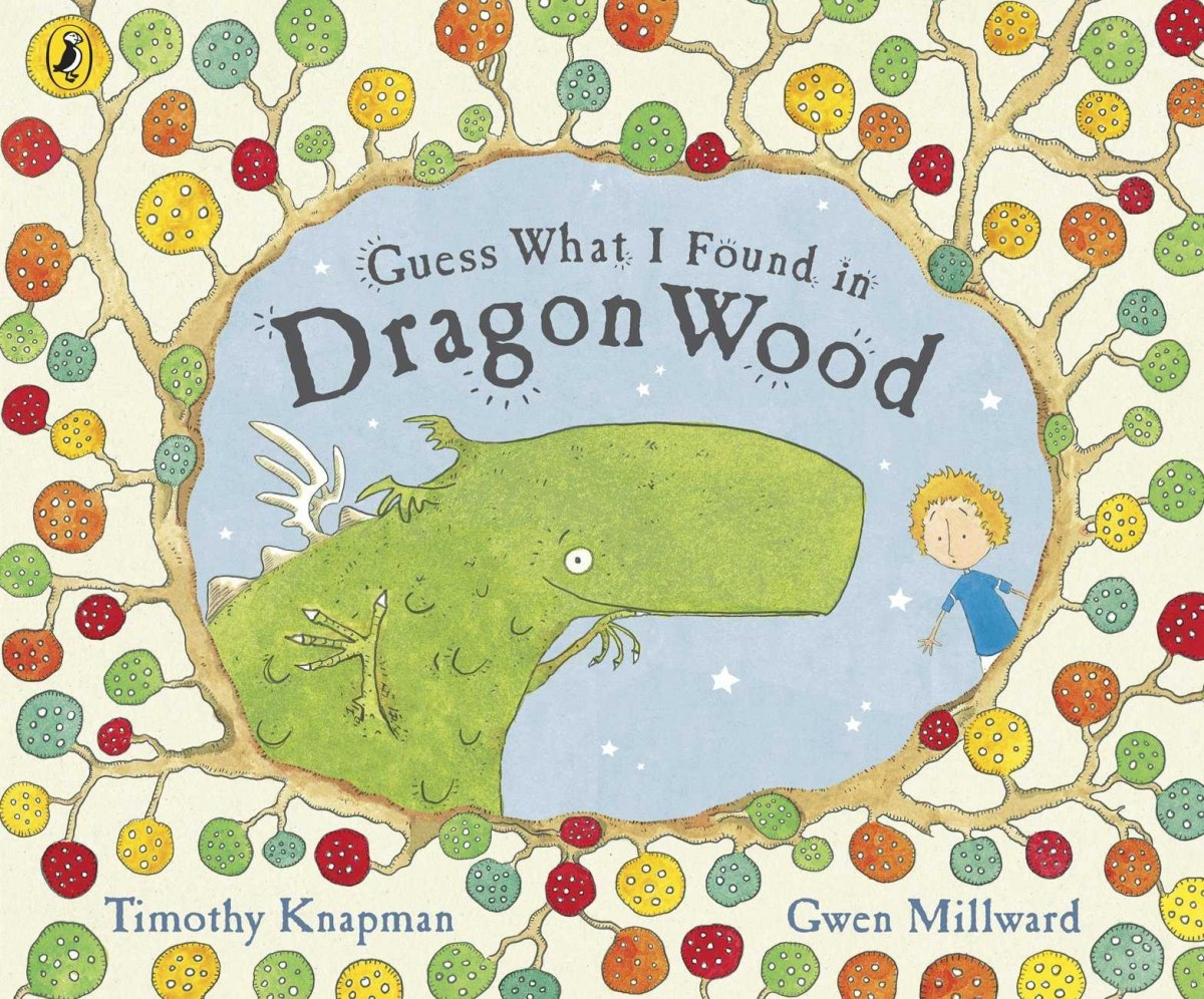 Guess what i found in dragon wood -infantil-