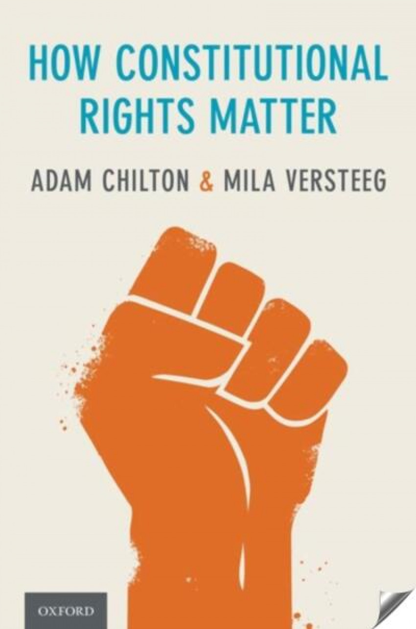 HOW CONSTITUTIONAL RIGHTS MATTER