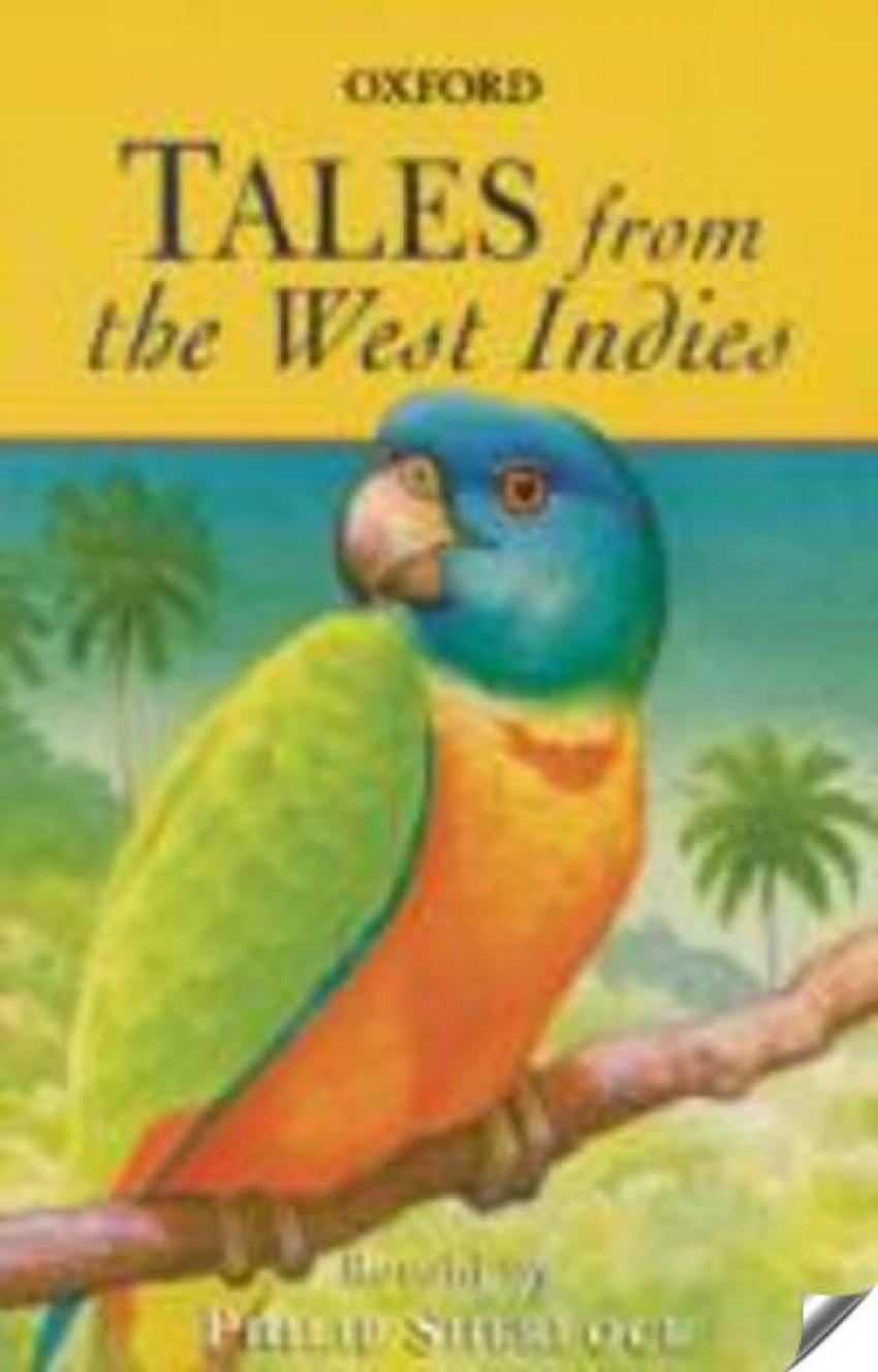TALES FROM WEST INDIES (SHERLOCK)