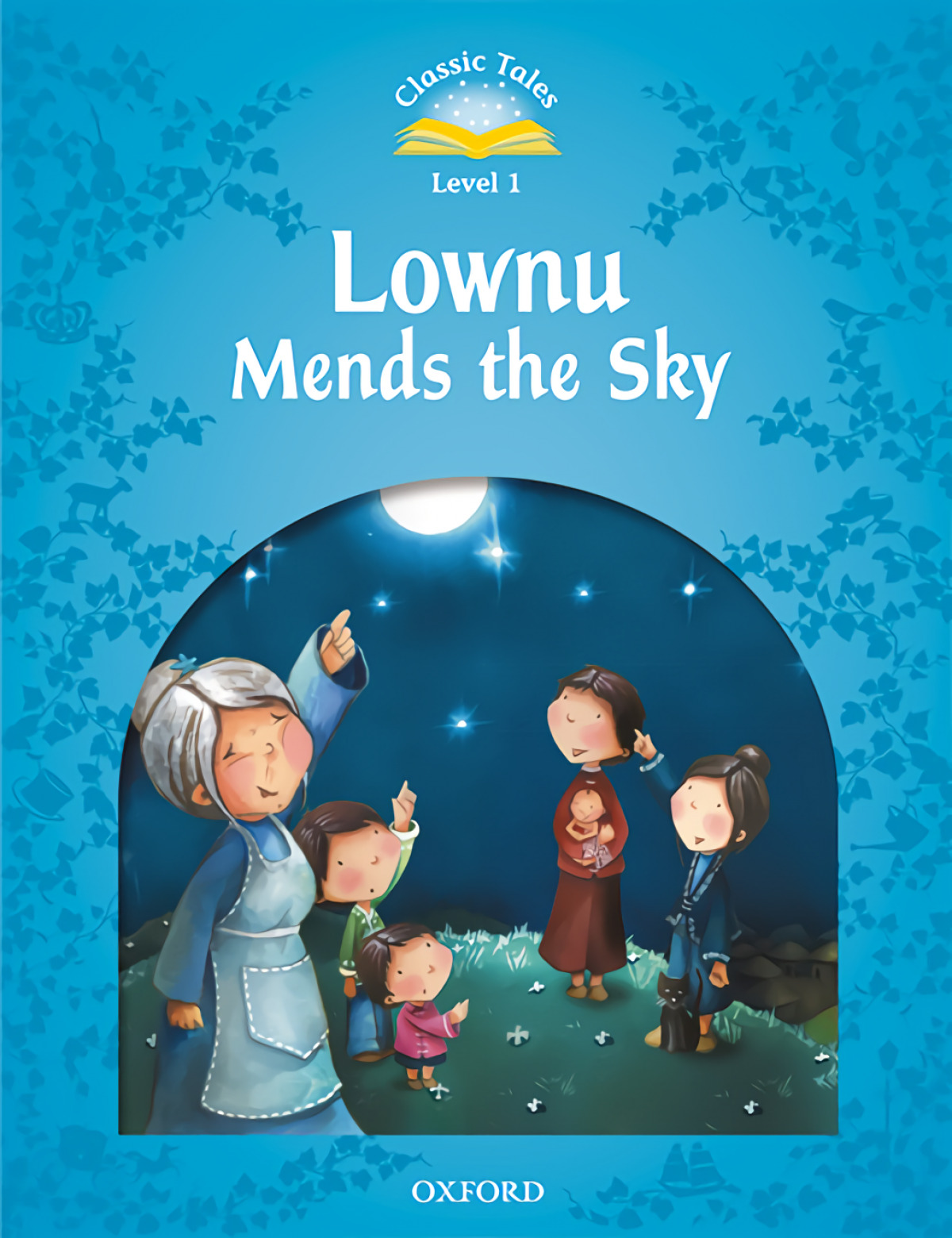 Lownu mends the sky/1.classic tales
